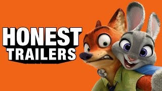 Honest Trailers - Zootopia