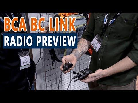 BCA BC Link Radio Preview