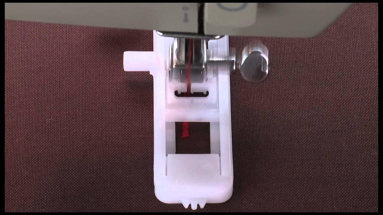 Singer Sew Easy Foot Presser Foot