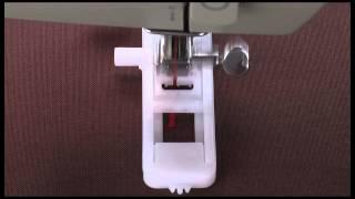 видео Швейная машина New Home 8420