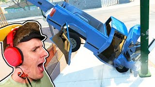 THESE WRECKS HURT MY SOUL! // BeamNG Drive Funny Random Moments