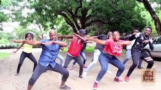 Finhu Finhu Winky D (Gombwe 2018) Dance Video