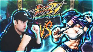 Street Fighter IV Champion Edition - NEW MOBILE GAME - iPhone Gameplay