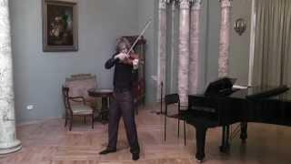 N Paganini Caprice 24 S Pospelov