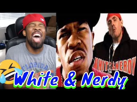 [[ Reaction ]] Weird Al Yankovic - White & Nerdy Official Music Video