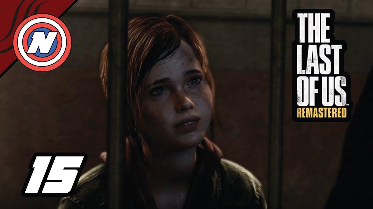 Tess Got Bit When Smuggling Ellie : The Last Of Us PART 4