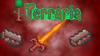 Terraria 1.2 How to make the Fiery Greatsword [EASY]