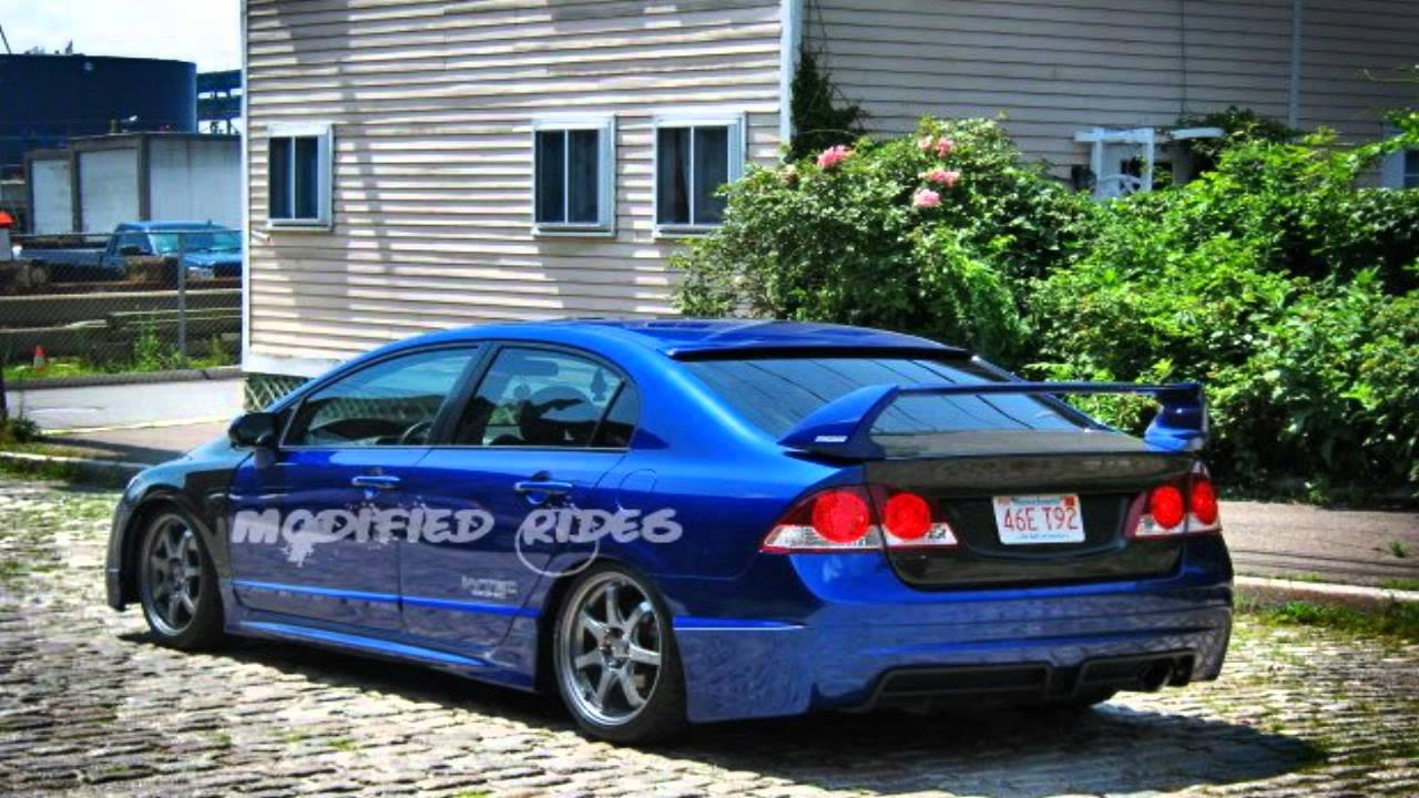 4400 Modifikasi Mobil Civic Fd Gratis Terbaru