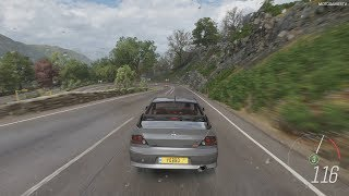 Forza Horizon 4 - 2004 Mitsubishi Lancer Evolution VIII MR Gameplay [4K]
