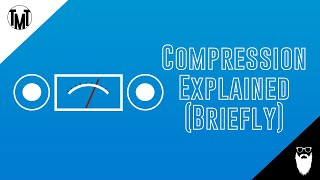 Compression for Podcasts and Why You NEED it!!! (Briefly)