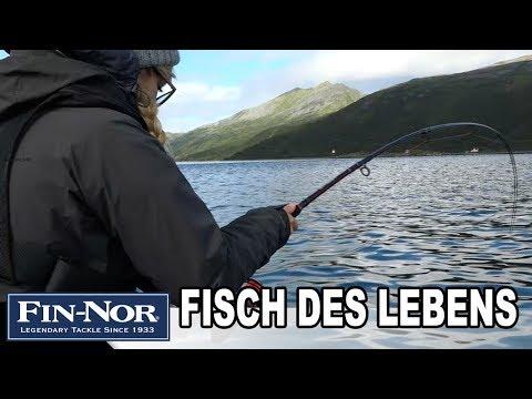 Der FISCH DES LEBENS - Auf Heilbuttjagd in Norwegen mit Babs Kijewski und Holger Aderkaß