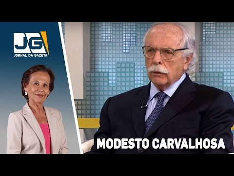 Maria Lydia entrevista o Jurista Modesto Carvalhosa, sobre as decisões do STF e corrupção