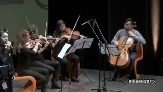 Moj zanat (Arsen Dedic) | Arrangement | 11yr old Frano & Marko Tolja feat. Quartet Prelude