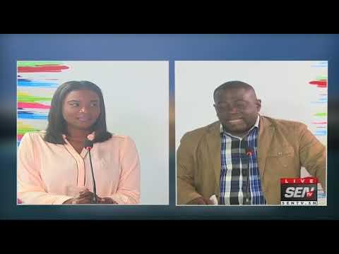 Revue des Titres de Presse avec Fabrice Ngueme du Mercredi