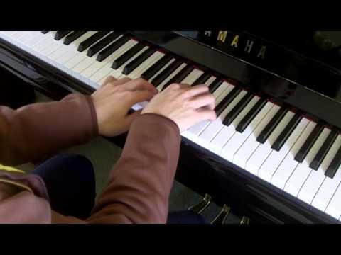 ABRSM Piano 2013-2014 Grade 1 C:3 C3 Warren Gordon Chattanooga Choo Choo Slow Demo