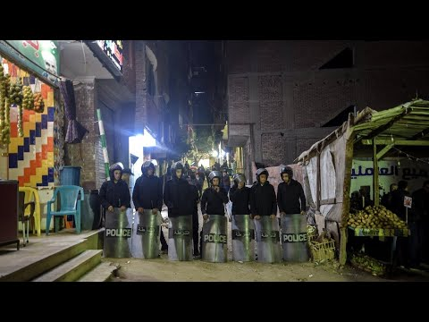 Egypt: Policeman Killed In Cairo Church Bombing