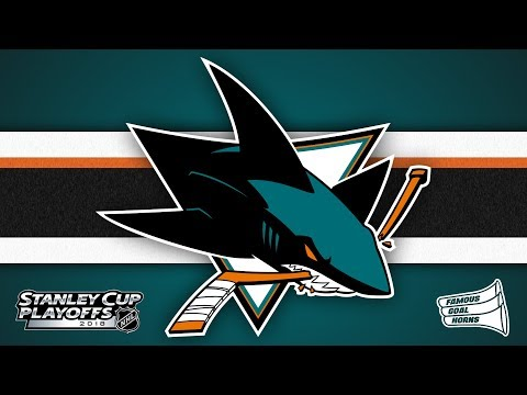 San Jose Sharks 2018 Playoffs Goal Horn