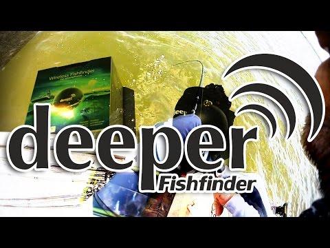 Deeper Fishfinder - Bass Fishing