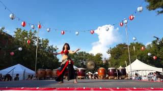 Montreal Matsuri 2015 - Belly Dancers