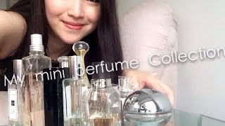 My Mini Perfume Collection我的小小香水收藏 Thumbnail