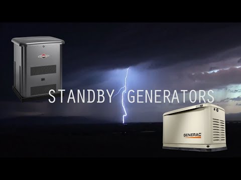Generac vs Briggs & Stratton Generators 2017
