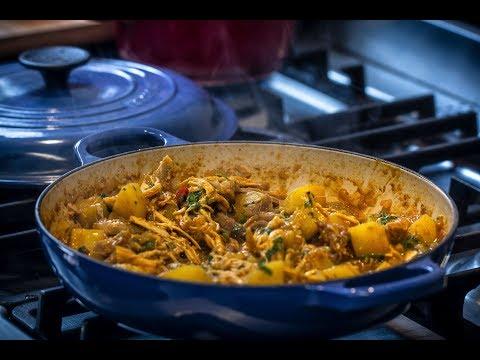 Curry com sobras de peru é sugestão para o almoço de Natal