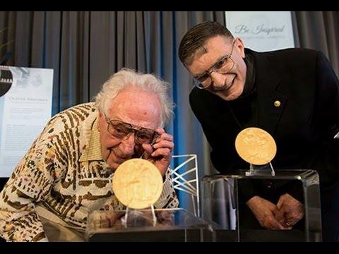 Davis Library unveils Nobel Prize exhibit