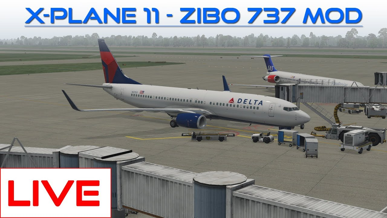 LIVE: Zibo 737 Mod (X-Plane 11) - Most Popular Videos