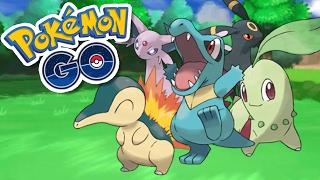GEN 2!!!!!!! + ESPEON, UMBREON TRICK!! | Pokémon GO w/ ThinksWife