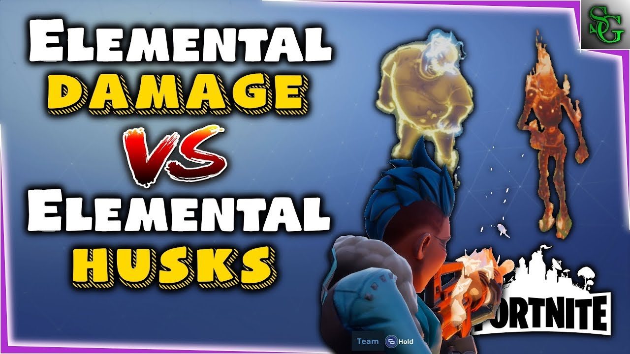 fornite how to get elemental weapons