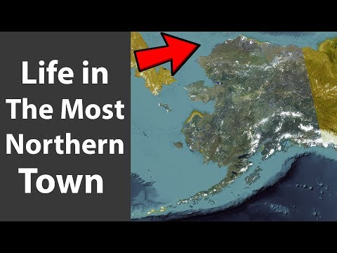 What the Most Northern Town in America is Like (Barrow)