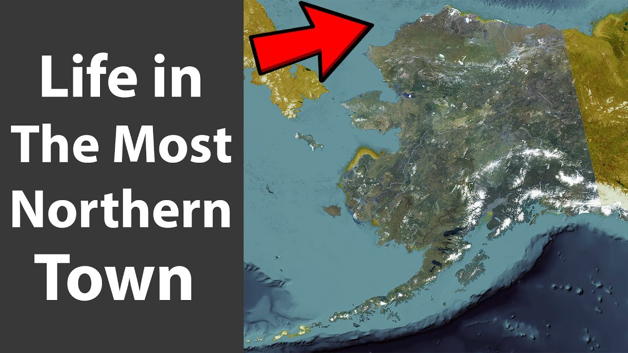 Download What the Most Northern Town in America is Like (Barrow)