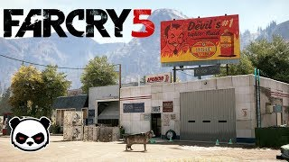 Far Cry 5 How To Open McCallough's Garage | Key Card Location 1973 Pygmalion SSR Brand New car