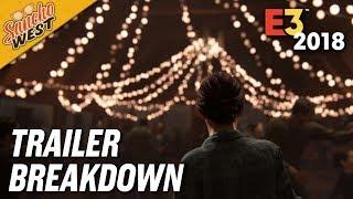 My The Last of Us Part II – E3 2018 Trailer Breakdown