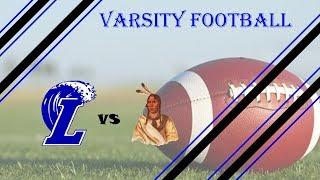 Varsity Football: Lakeview vs Sleepy Eye
