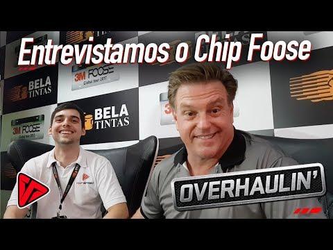 Entrevistamos o Chip Foose !!!!! | Top Speed