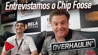 Entrevistamos O Chip Foose !!!!!   Top Speed
