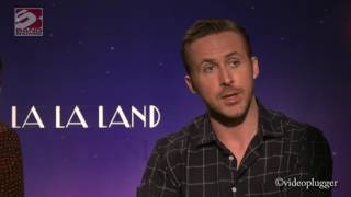Ryan Gosling & Emma Stone Interview (La La Land)