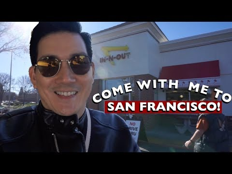 VLOG #5: COME WITH ME TO THE US!! (San Francisco) | RICHARD YAP