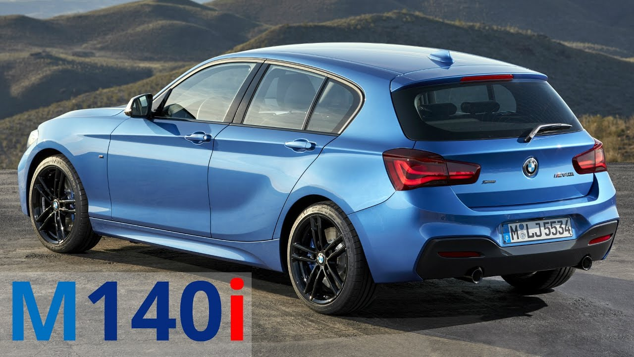 2017 Bmw M 140i Xdrive Elite Athlete With 340 Hp Engine