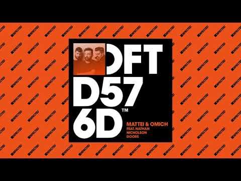 Mattei & Omich featuring Nathan Nicholson - Doors (Extended Mix)