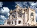 This Casino from Romania is abandoned from 1910 - We go back in time!