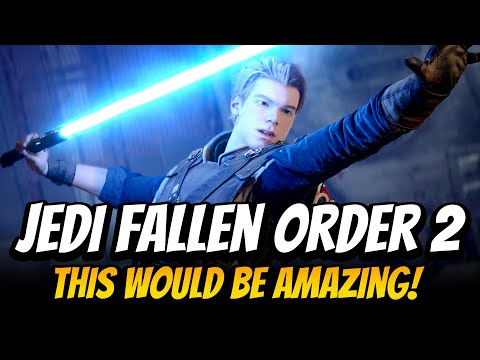 Star Wars Jedi Fallen Order 2 - This Would Be AMAZING! Top 5 Features We Want! |