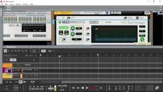 What's new in Reason 9? Part 4: The 'Dual Arpeggio' Player device