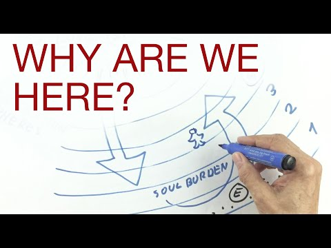 WHY ARE WE HERE?  explained by Hans Wilhelm להורדה