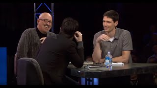 Elephant Room Round 1 | Session 1 | Matt Chandler and Steven Furtick