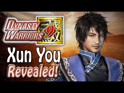 Dynasty Warriors 9 - New Character: Xun You! (+ Returning Characters)
