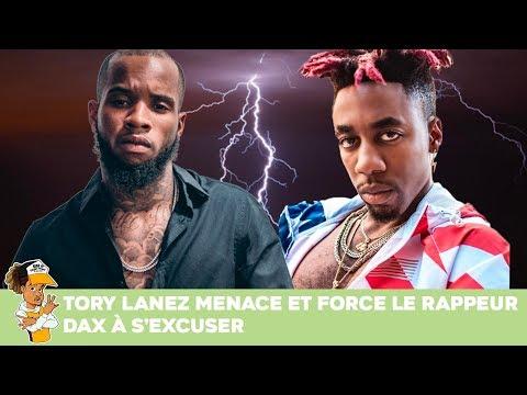 Tory Lanez menace et force le rappeur Dax à s'excuser !!!