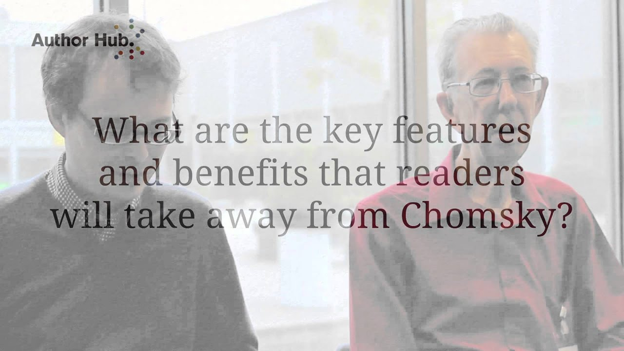 Interview With Neil Smith And Nicholas Allott On The Third Edition Of Chomsky Ideas Ideals