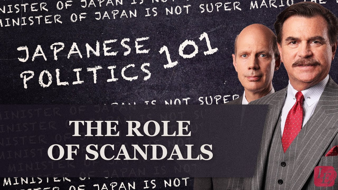 Japanese Politics 101: The Role of Scandals